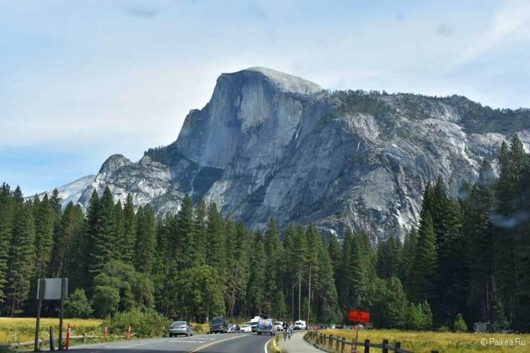 правила въезда в национальный парк йосемити