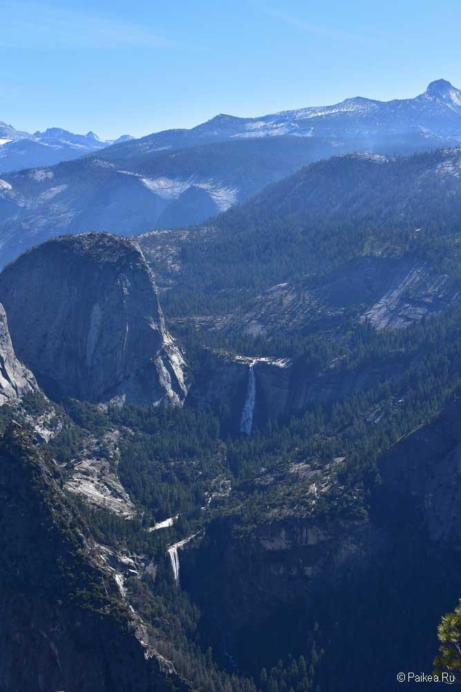 йосемити водопады