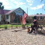 Отель рядом с парком Брайс-Каньон - Cowboy Country Inn