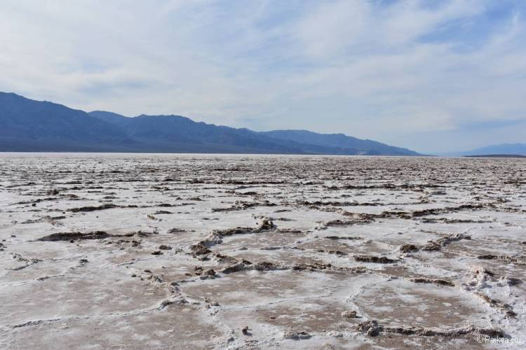долина смерти калифорния сша