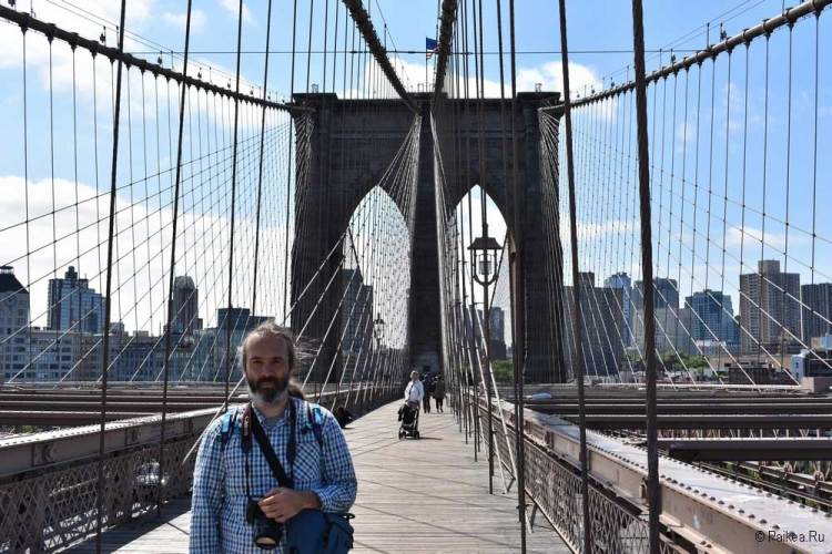 нью йорк мост