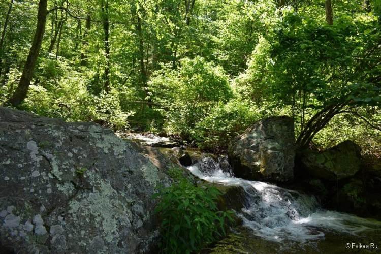 шенандоа водопад