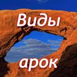 Виды арок