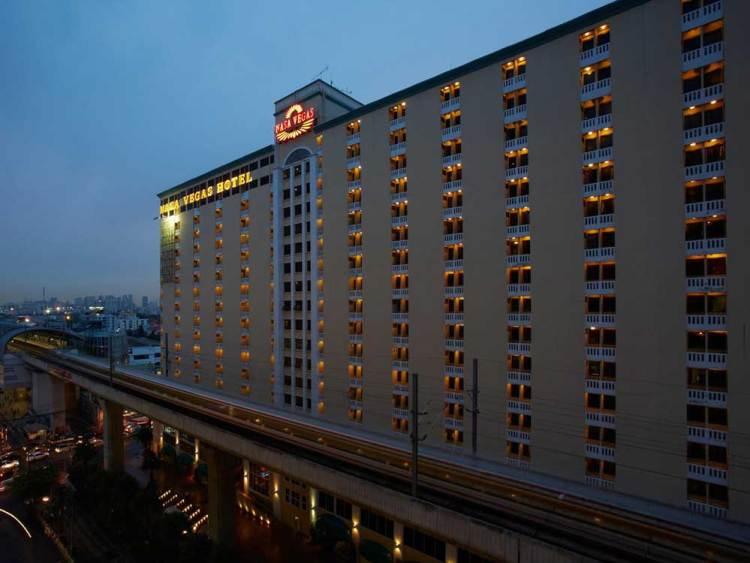 Известный отель Бангкока Nasa Vegas Hotel