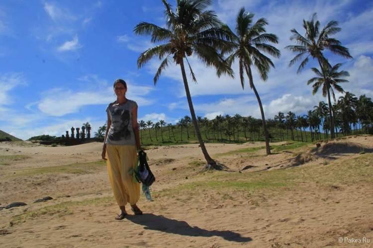 лучшие пляжи мира остров пасхи