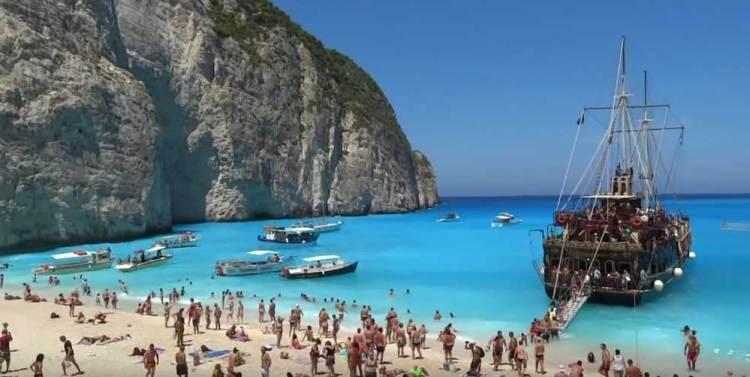 лучшие пляжи мира греция