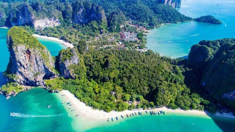 лучшие пляжи мира таиланд