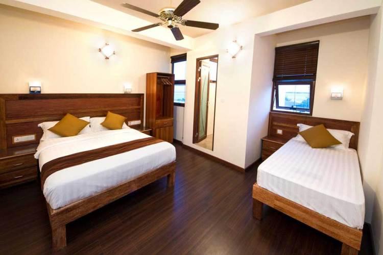 мальдивы отель тропик три