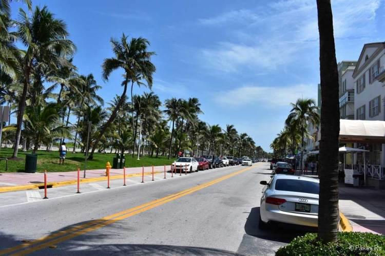 Майами путешествие