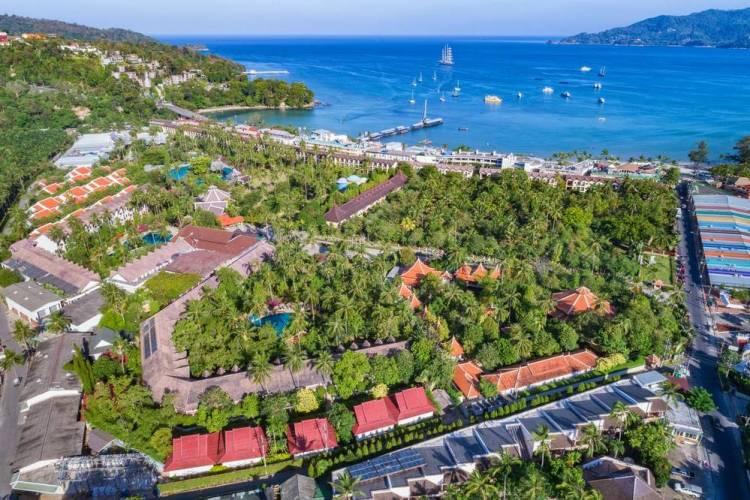 Лучшие отели пляжа Патонг Пхукет