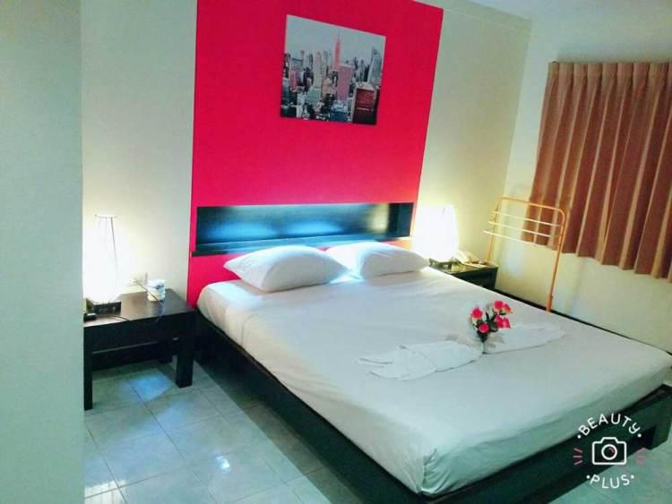 Бюджетные отели Пхукета 3 звезды Патонг