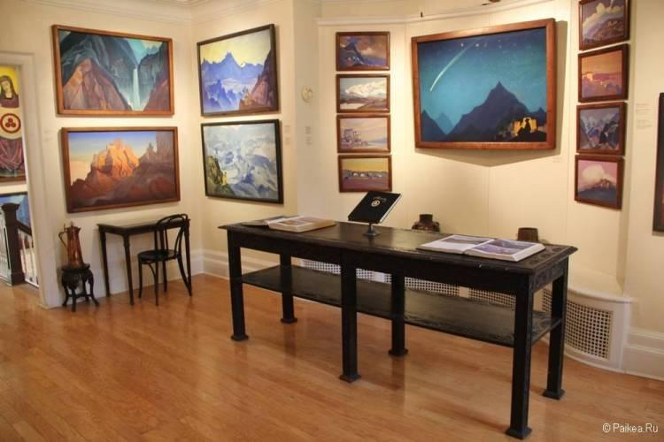 Музей Рериха в Нью-Йорке 21