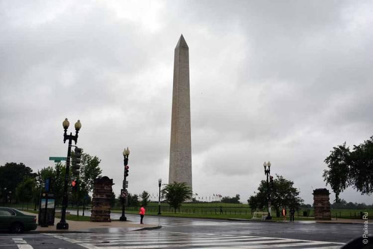 Мемориал Вашингтона фото
