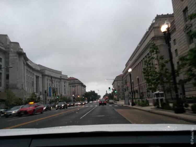 Улица в Вашингтоне