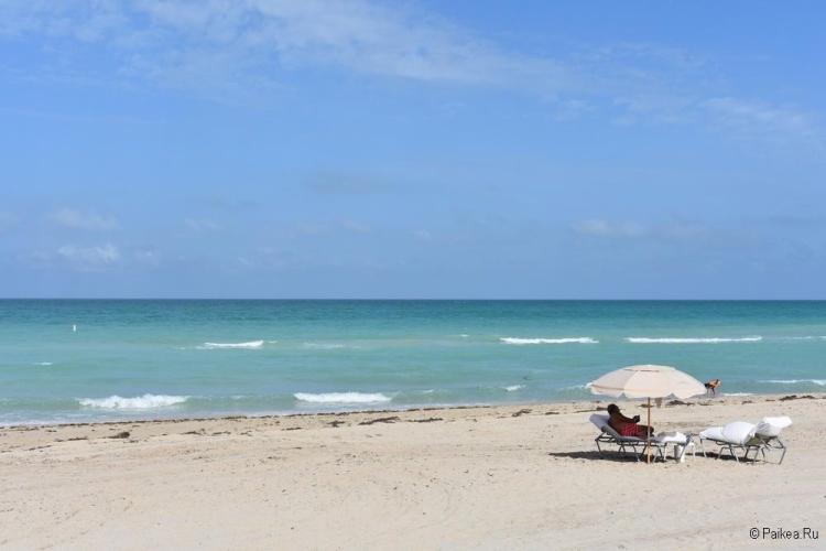флорида пляж фото