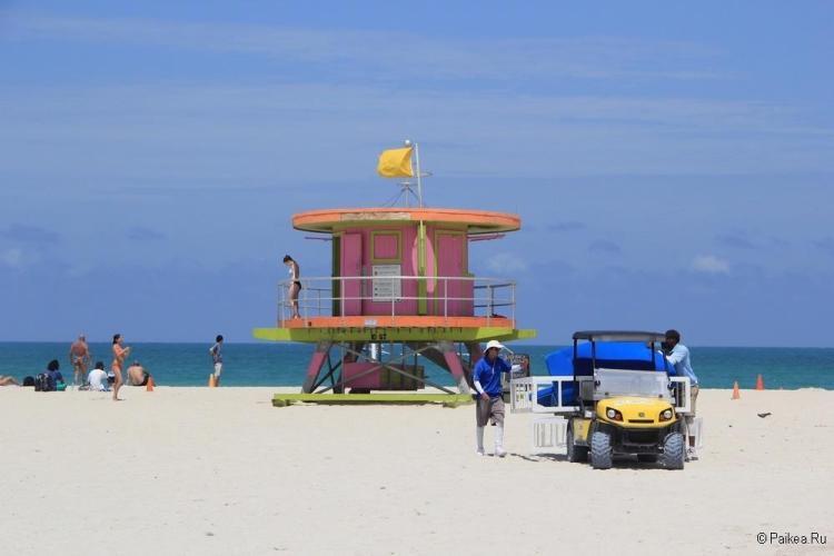 флорида пляж 8