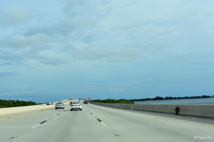 Поездка во Флориду США
