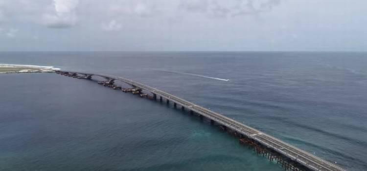 мальдивы мост синамале 3