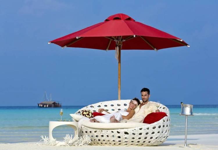 Мальдивы отель Нияма