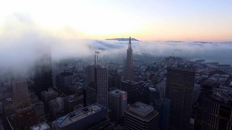 Сан-Франциско туман