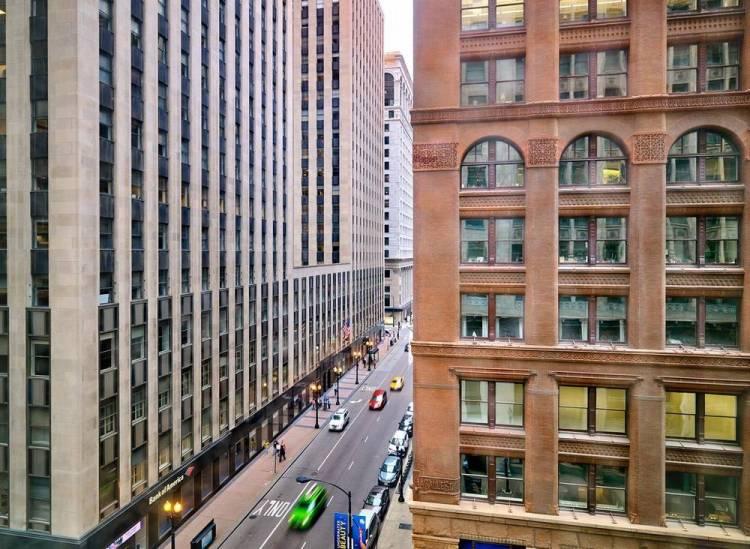 Отель Марриотт Чикаго