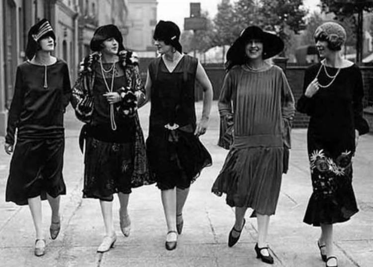 Женские наряды Чикаго