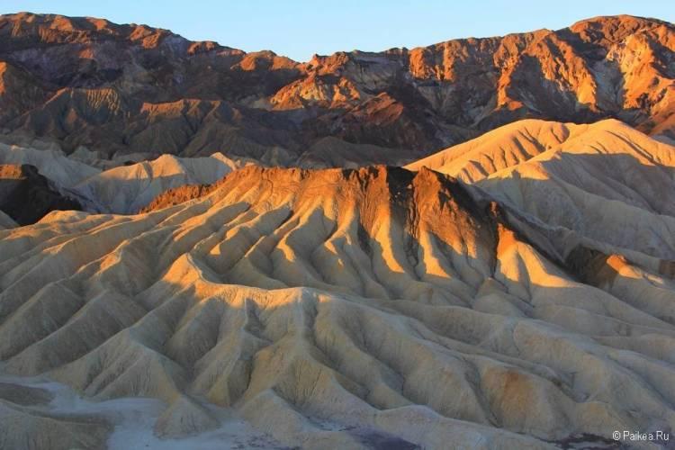 Долина Смерти, США 5