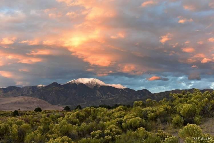 Национальный парк Грейт Сэндс Дьюнс