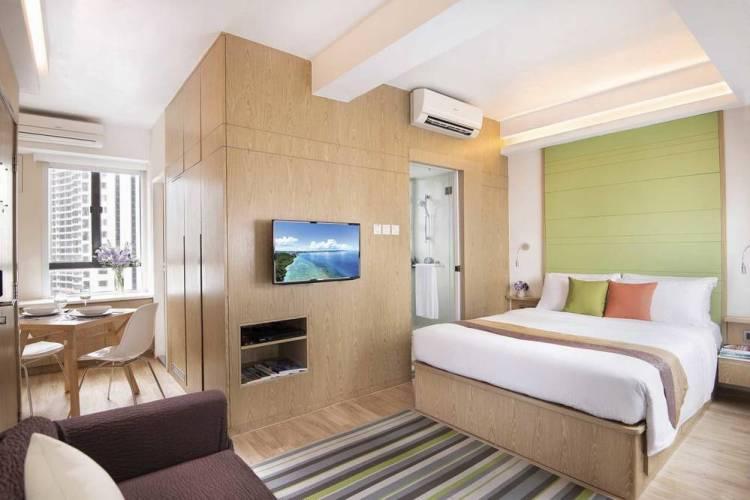 Квартира в Гонконге студия