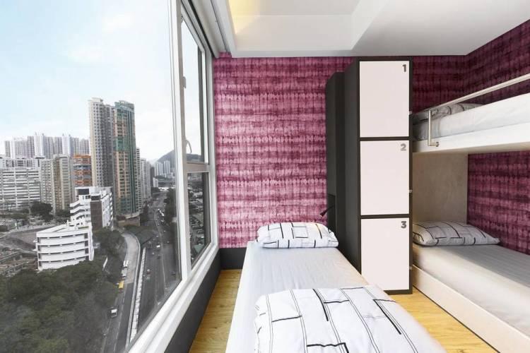 Хостелы Гонконга Mojo Nomad