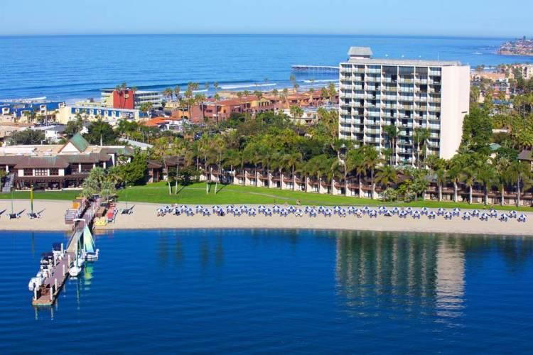 Лучшие отели Сан-Диего