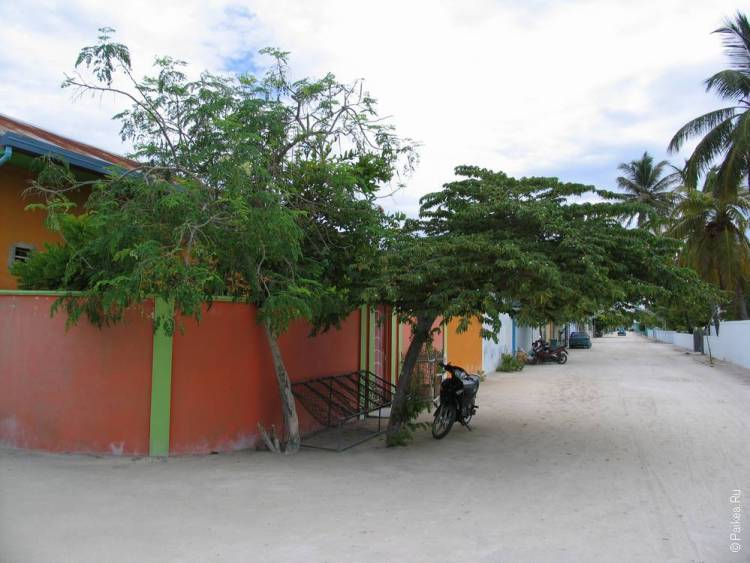 Отдых в гестхаусе на Мальдивах 53
