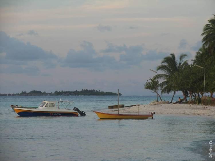Отдых в гестхаусе на Мальдивах 57