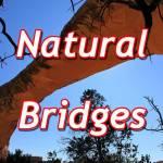 Национальный памятник Природные мосты (Natural Bridges), Юта, США