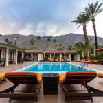 Отель в Палм Спрингс - Little Paradise Hotel