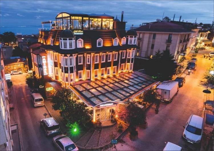 Отели Стамбула Amiral Palace