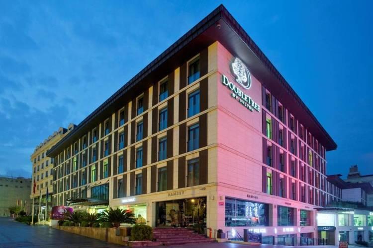 Отели Стамбула Doubletree by Hilton