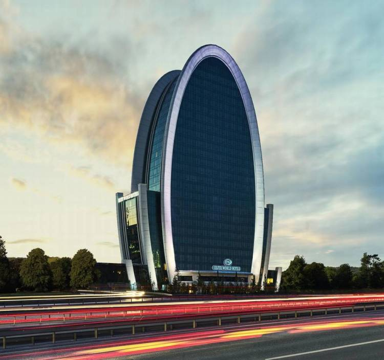 Отели Стамбула Elite World Europe