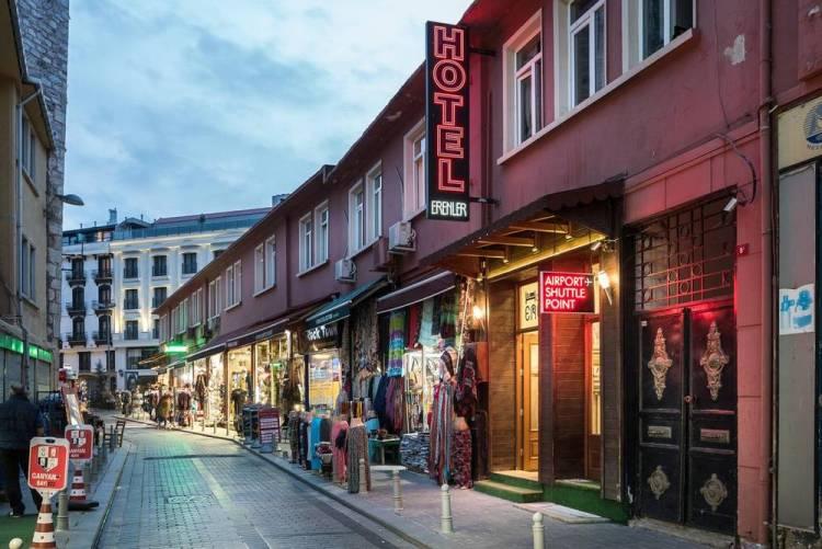 Отели Стамбула Erenler