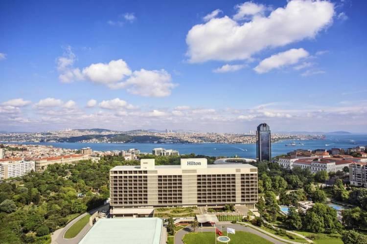 Отели Стамбула Hilton