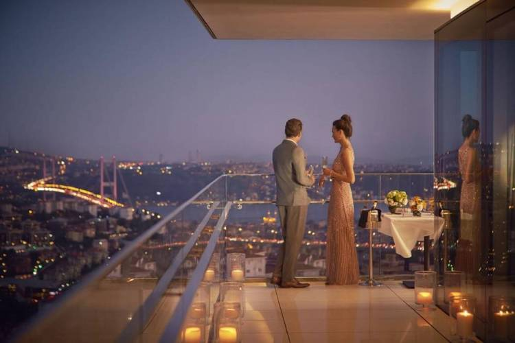 Отели Стамбула Raffles