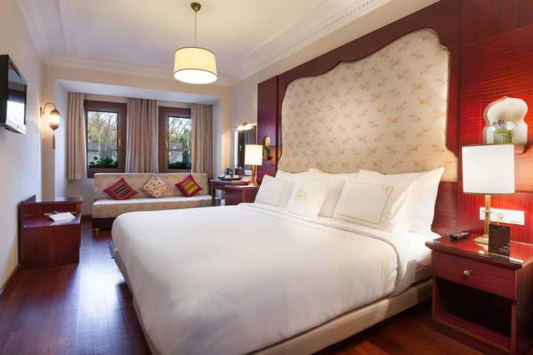 Отели Стамбула Sirkeci Mansion
