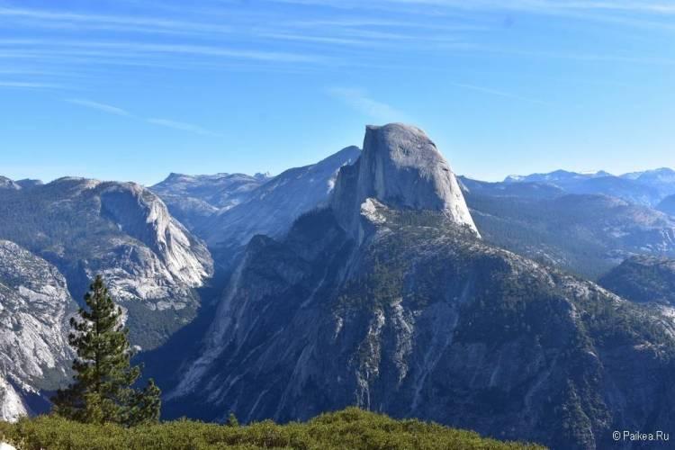 поездка в калифорнию что посмотреть хаф доум