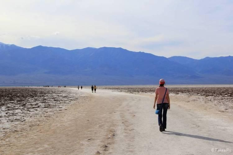 поездка в калифорнию что посмотреть долина смерти