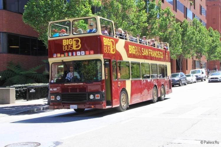 автобус в сан-франциско