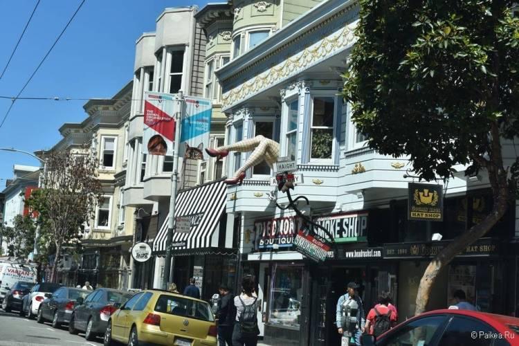 Сан-Франциско район Эшбери Хайтс