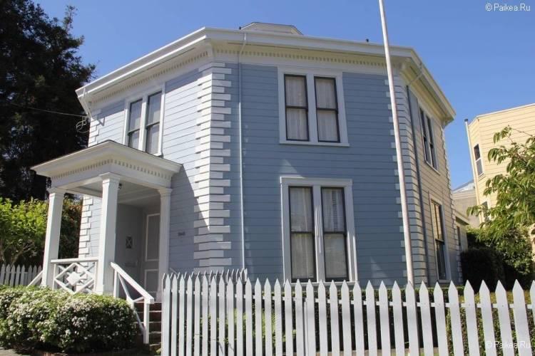 Достопримечательности Сан-Франциско октагон-хаус