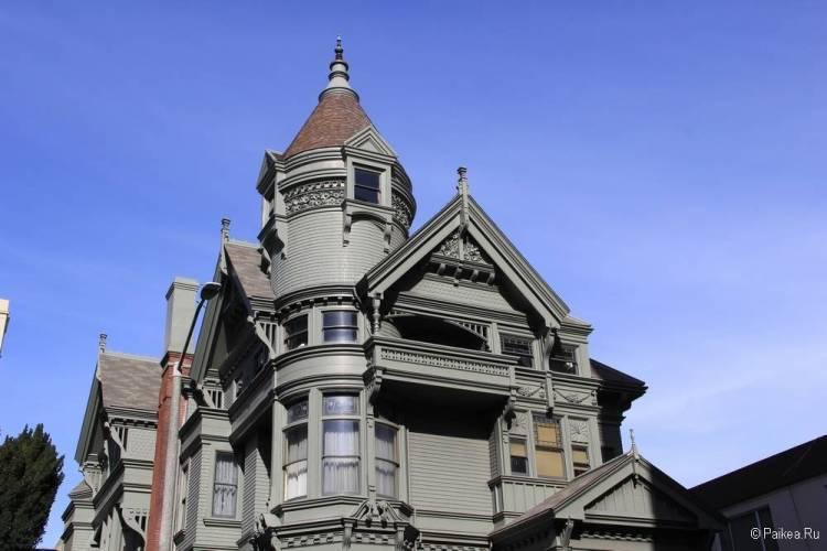 Дом Хаас-Лилленталь в Сан-Франциско