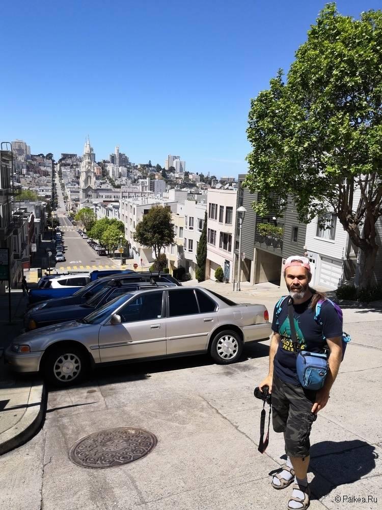 Сан-Франциско Телеграф-Хилл