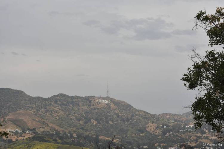 Смотровая площадка Голливуд Боул в Лос-Анджелесе 11